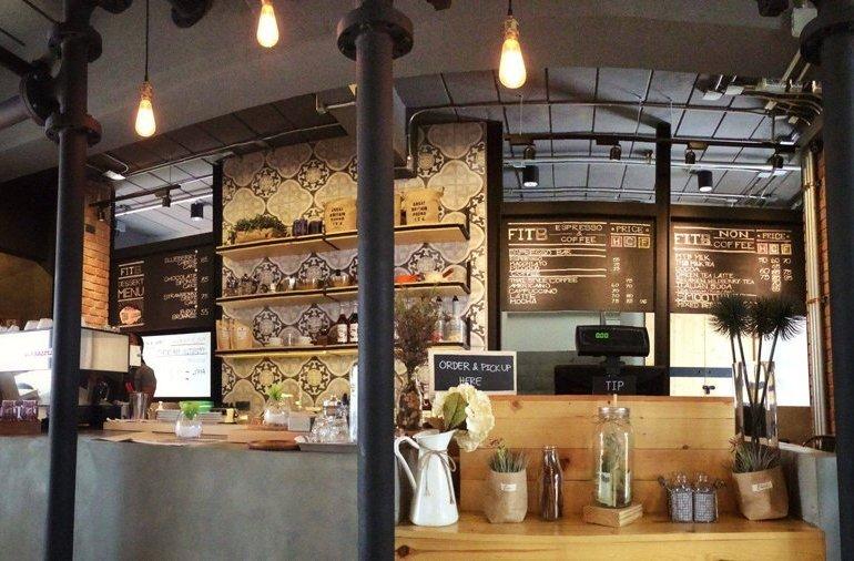 Fuel in the Blank Coffee shop คาเฟ่บรรยากาศซิลล์ๆย่านงามวงศ์วาน 28 - ACTIVITY