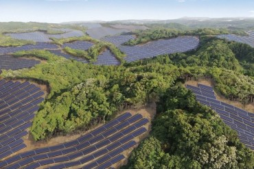 เปลี่ยนสนามกอล์ฟร้าง มาเป็นโรงไฟฟ้าพลังงานแสงอาทิตย์ที่ญี่ปุ่น 32 - Japan