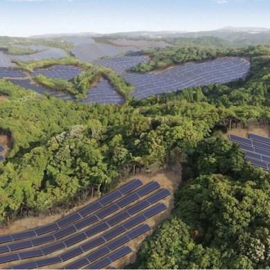 เปลี่ยนสนามกอล์ฟร้าง มาเป็นโรงไฟฟ้าพลังงานแสงอาทิตย์ที่ญี่ปุ่น 16 - energy