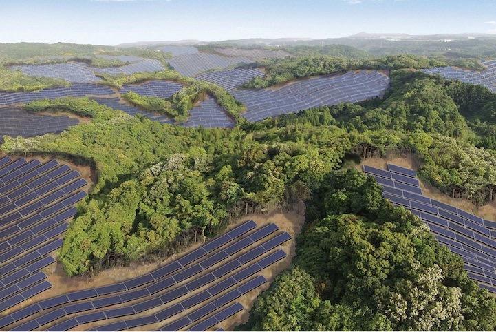 เปลี่ยนสนามกอล์ฟร้าง มาเป็นโรงไฟฟ้าพลังงานแสงอาทิตย์ที่ญี่ปุ่น 14 - energy