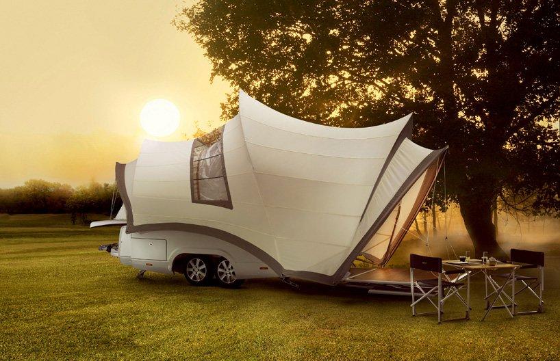 """Opera"" Mobile Home เต้นท์แคมปปิ้ง ท่องโลก 13 - living tent"