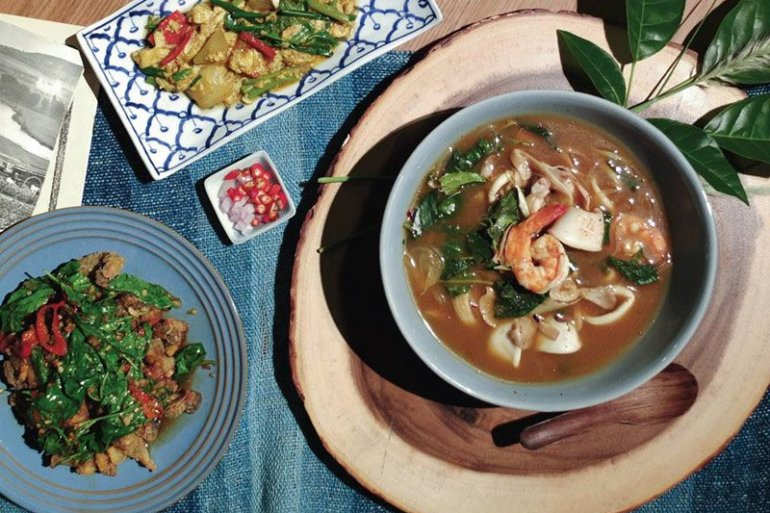 "KRAM Cafe & Thai Kitchen ""คราม"" ร้านอาหารไทย บรรยากาศธรรมชาติ อาหารอร่อย 22 - ร้านอาหาร"