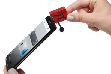 Fuel External Battery Charger: Power Bank ที่มีขนาดเล็กที่สุดในโลก 13 - iPhone