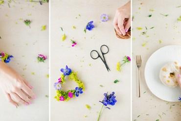 DIY : กำไลดอกไม้ 14 - กำไล