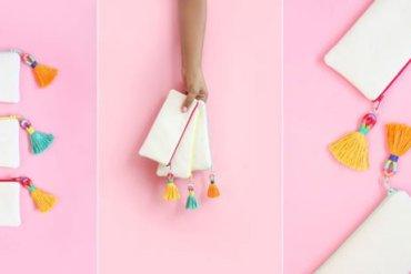 DIY : พู่ห้อยสีสดใส 24 - DIY