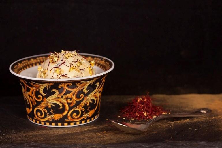ไอศกรีมทองคำราคา 26,000 บาทต่อลูก ที่นครดูไบ 27 - FOOD