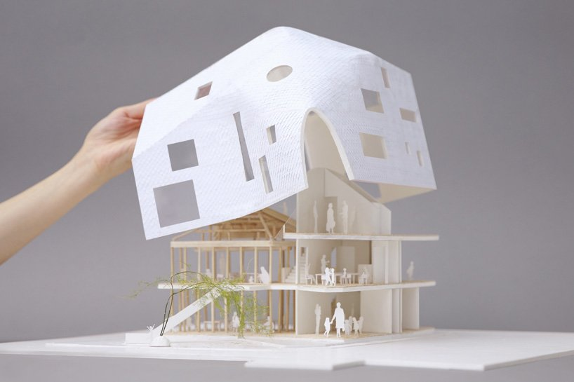 MAD-architects-ma-yansong-clover-house-aichi-japan-designboom-03
