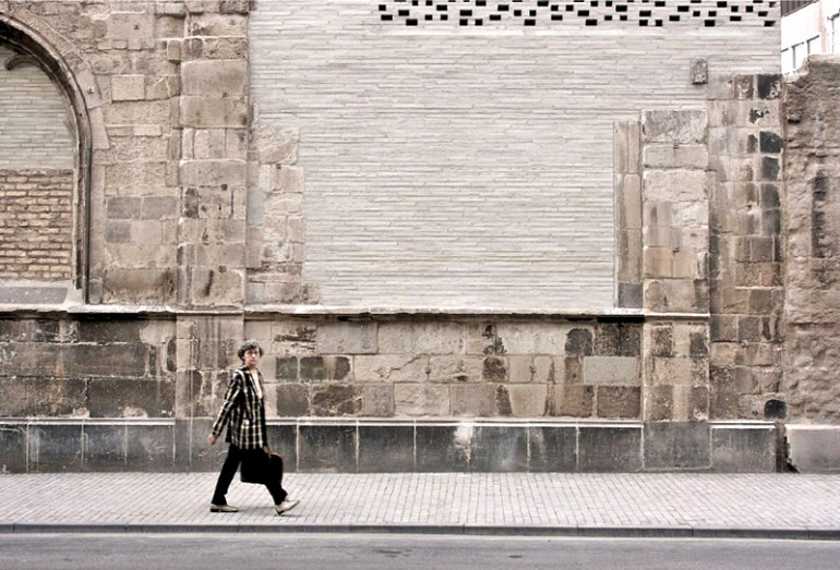 เปลี่ยนความหมายของพื้นที่โบสถ์มาเป็นที่จัดแสดงผลงานศิลปะอายุนับพันปี 13 - Art & Design