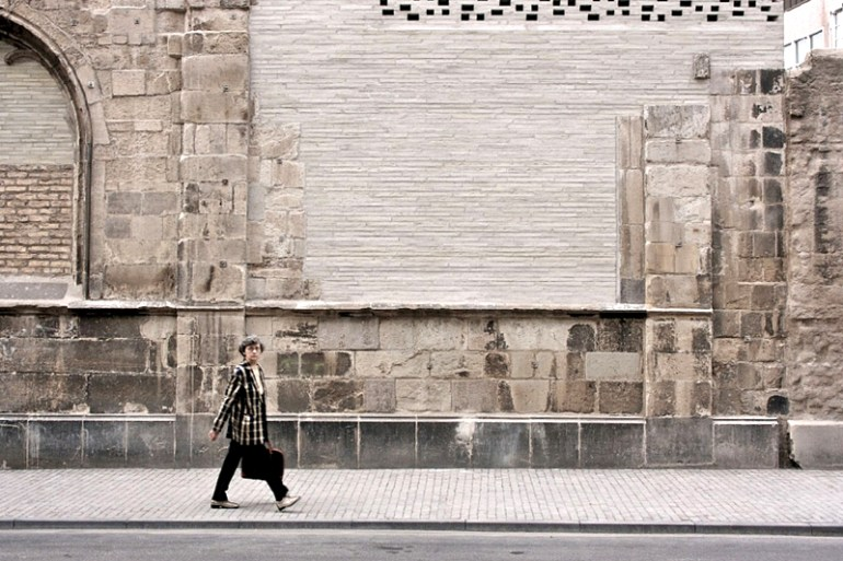 เปลี่ยนความหมายของพื้นที่โบสถ์มาเป็นที่จัดแสดงผลงานศิลปะอายุนับพันปี 13 - Museum