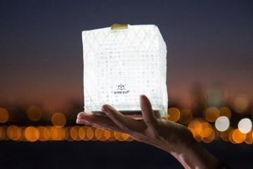 Solar Lantern โคมไฟที่คิดค้นจากแผ่นดินไหว 8 - Lamp