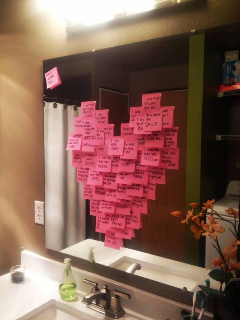 15 ไอเดีย DIY เซอร์ไพรส์แฟน ทำเองง่ายๆ ได้ใจเธอ <3 14 - 100 Share+
