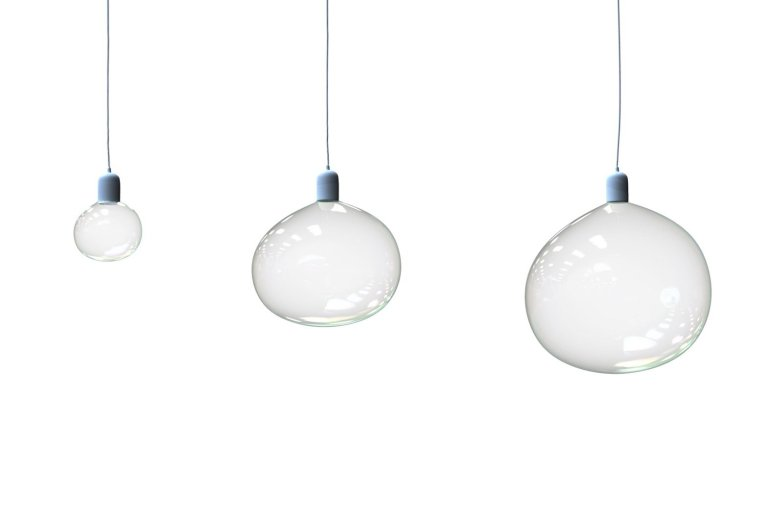 โคมไฟเป่าลูกโป่ง งานออกแบบสุดล้ำ By Front (มีคลิป) 26 - Art & Design
