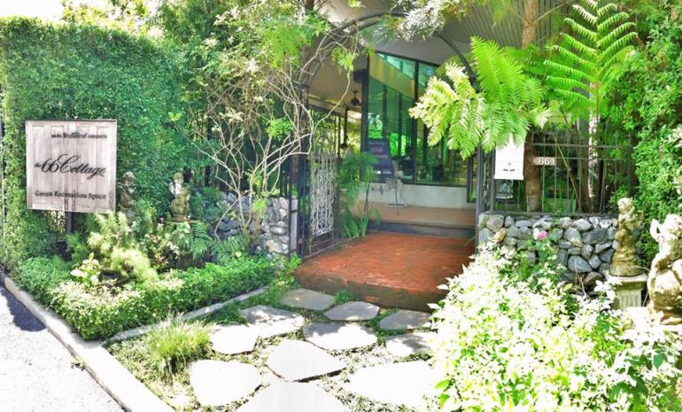 The 66 Cottage พักกายพักใจในร้านกาแฟสีเขียว ณ สุขุมวิท 66 13 - Coffee
