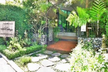 The 66 Cottage พักกายพักใจในร้านกาแฟสีเขียว ณ สุขุมวิท 66 4 - coffee shop