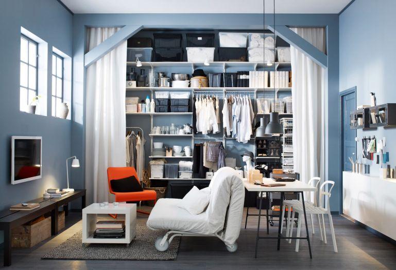 30 ไอเดียแต่ห้องเล็กๆ ให้เฟี้ยวฟ้าวน่าอยู่กว่าที่เคย 13 - Art & Design
