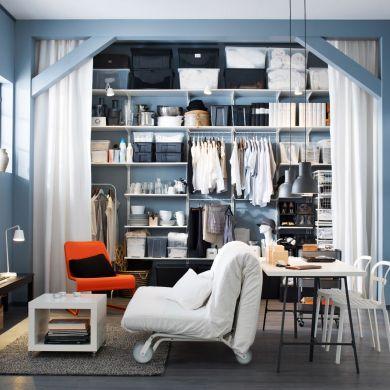 30 ไอเดียแต่ห้องเล็กๆ ให้เฟี้ยวฟ้าวน่าอยู่กว่าที่เคย 35 - Art & Design