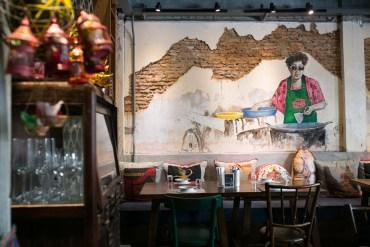เออ (Err Urban Rustic Thai)ร้านอาหารไทยโบราณสุดฮิปแห่งใหม่ย่านพระนคร 29 - อาหาร