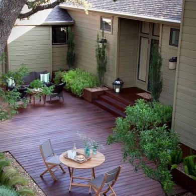 ต่อเติมพื้นที่นอกบ้าน เชื่อมโยงพื้นที่ภายในกับสวน 15 - outdoor space