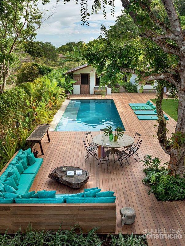 ต่อเติมพื้นที่นอกบ้าน เชื่อมโยงพื้นที่ภายในกับสวน 11 - outdoor space
