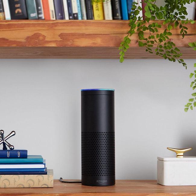 1amazonecho 750x750 10 อุปกรณ์ Smart Home บ้านอัจฉริยะยอดนิยมระดับโลก