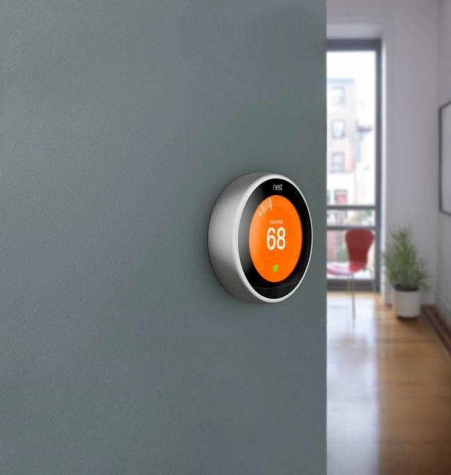 4nest1 650x684 10 อุปกรณ์ Smart Home บ้านอัจฉริยะยอดนิยมระดับโลก