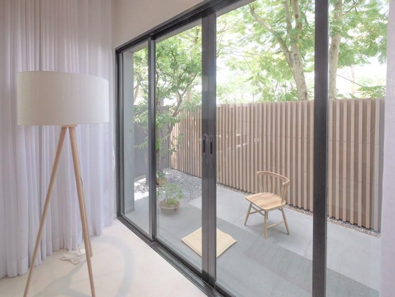 """โนเบิล เกเบิล คันโซ วัชรพล บ้านที่ออกแบบภายใต้คอนเซปท์ """"คิดอย่างเซน อยู่อย่างเซน"""" 16 - house"""