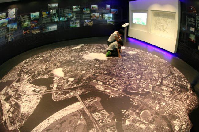 IMG 2739 750x500 ศาสตร์และศิลป์แห่งความเป็นเมือง @ Singapore City Gallery