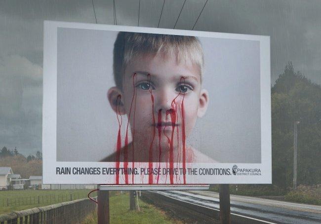 19 ป้ายโฆษณา (Billboard) ไอเดียสุดครีเอทที่ออกแบบอย่างสร้างสรรค์จนต้องจำแบรนด์ได้ 33 - advertising