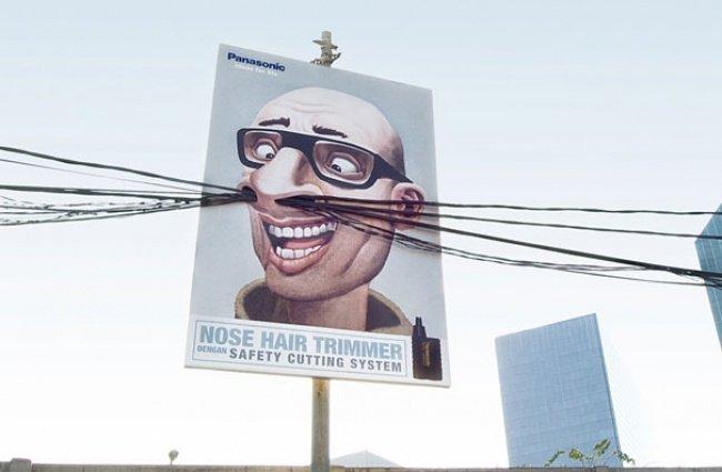 19 ป้ายโฆษณา (Billboard) ไอเดียสุดครีเอทที่ออกแบบอย่างสร้างสรรค์จนต้องจำแบรนด์ได้ 21 - advertising