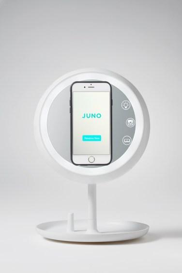 %name JUNO กระจกอัจฉริยะ สาว ๆ ที่ชอบ Live ต้องห้ามพลาด!
