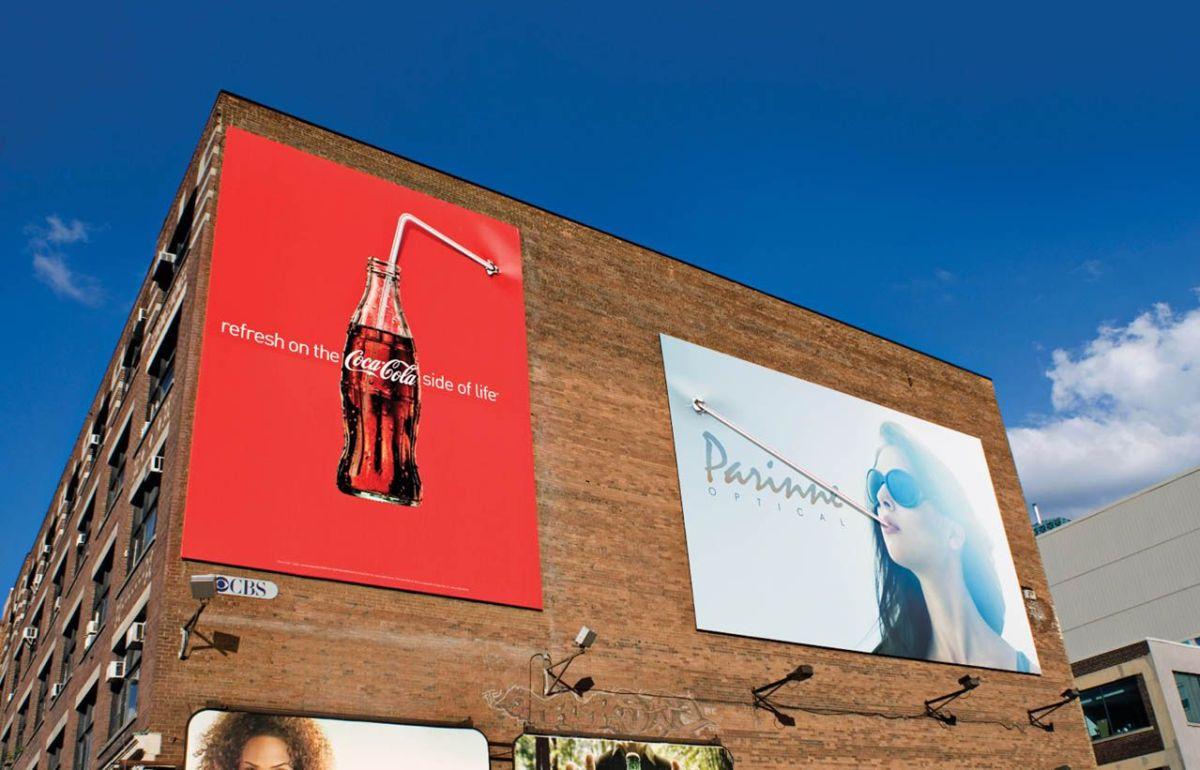 19 ป้ายโฆษณา (Billboard) ไอเดียสุดครีเอทที่ออกแบบอย่างสร้างสรรค์จนต้องจำแบรนด์ได้ 18 - advertising
