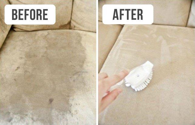 9 สูตรวิเศษทำความสะอาด บ้าน และ เฟอร์นิเจอร์ ให้เหมือนใหม่ (แต่ไม่ต้องซื้อใหม่) 23 -