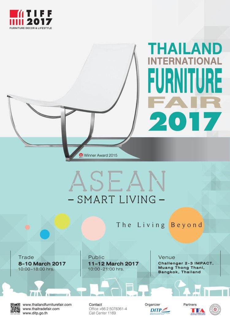 งานเฟอร์นิเจอร์ใหญ่ที่สุดในประเทศไทย TIFF 2017 เจ้าของกิจการ-นักออกแบบ-คนรักบ้าน ห้ามพลาด!! 14 - Premium