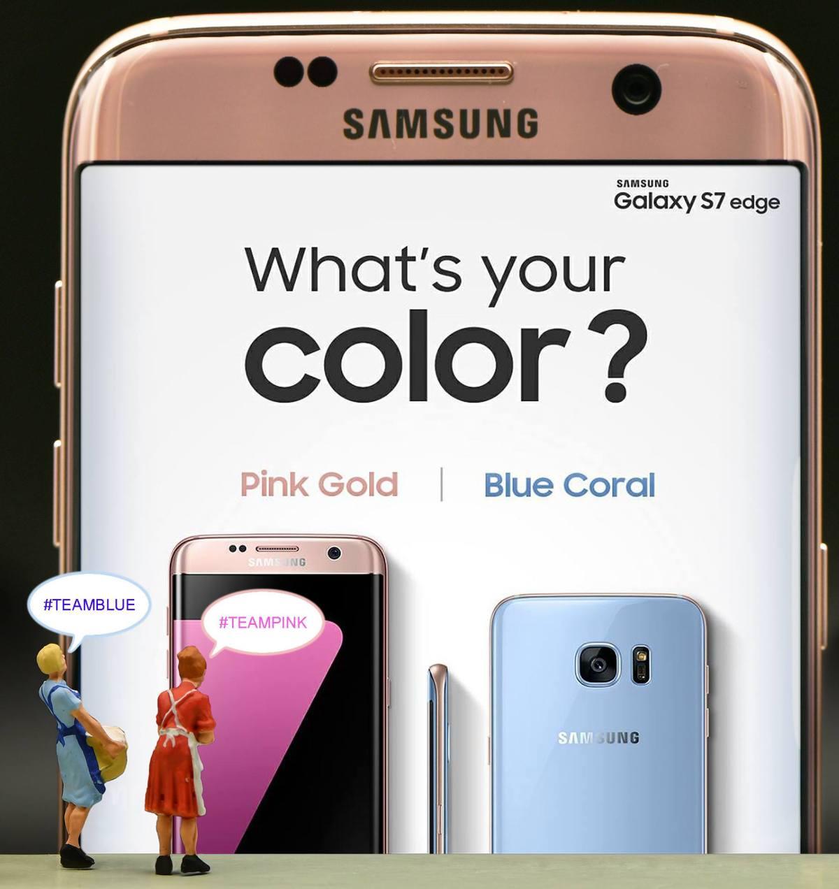 samsunggalaxys7edge1 เล่นเรื่องเล็กให้เป็นเรื่องใหญ่ผ่านภาพถ่ายสไตล์ Miniature People Photography กับคนตัวจิ๋ว x Samsung Galaxy S7 edge