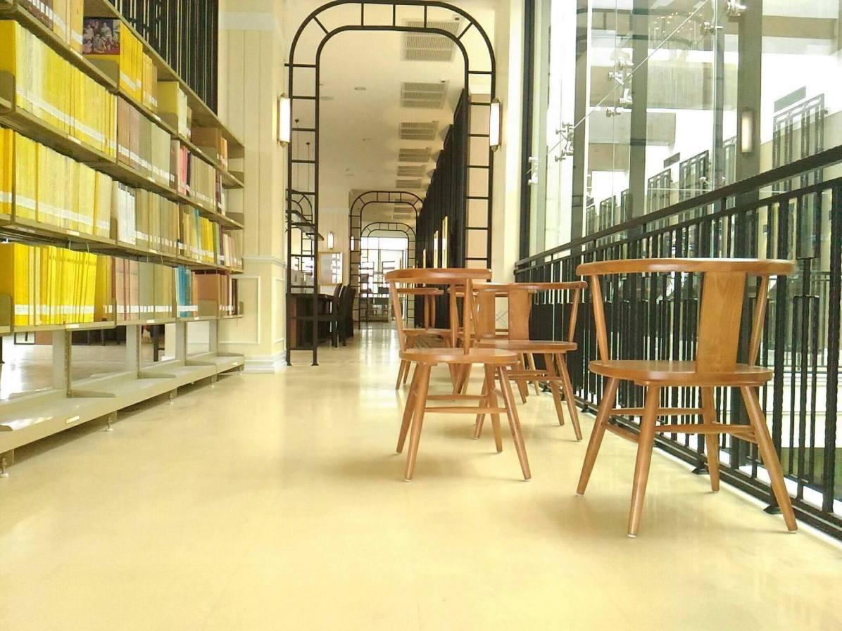 %name หอสมุดเมืองกรุงเทพมหานคร (Bangkok City Library) แหล่งเรียนรู้ใหม่เอี่ยม!! ใกล้ข้าวสาร