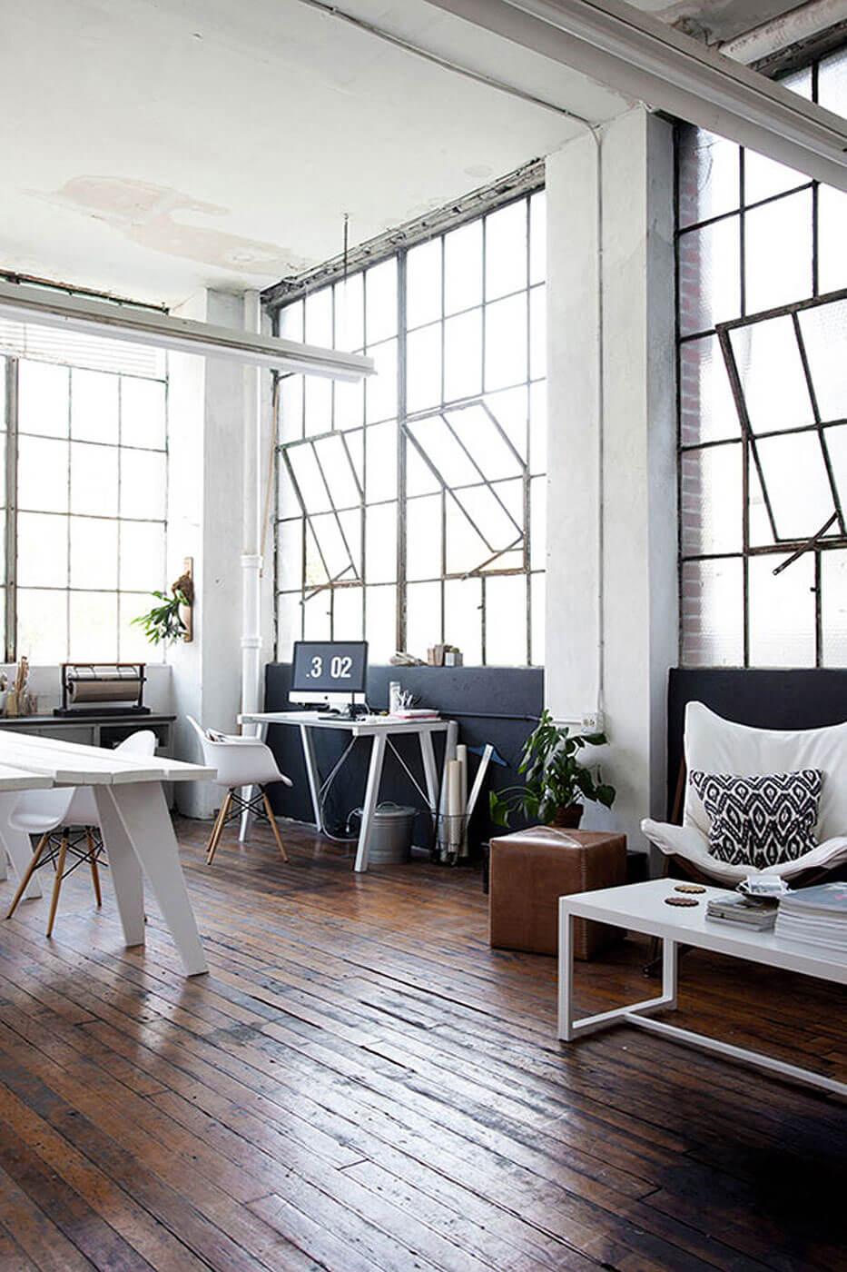 12 เทคนิคตกแต่งออฟฟิศเล็กให้ดูใหญ่ ถูกใจ SME และ home office 48 - Co-Working Space