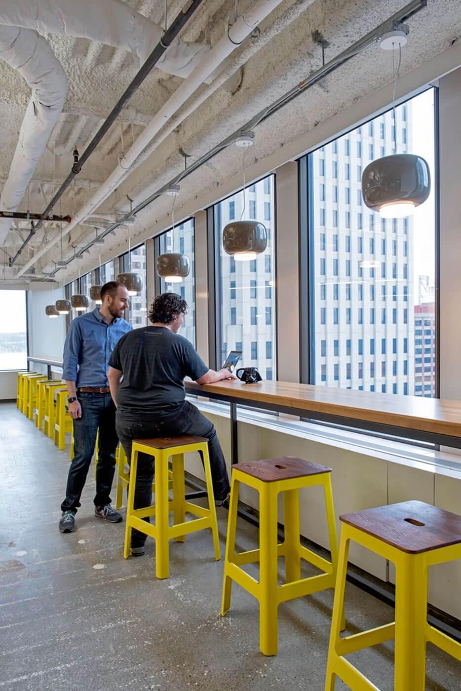 12 เทคนิคตกแต่งออฟฟิศเล็กให้ดูใหญ่ ถูกใจ SME และ home office 46 - Co-Working Space