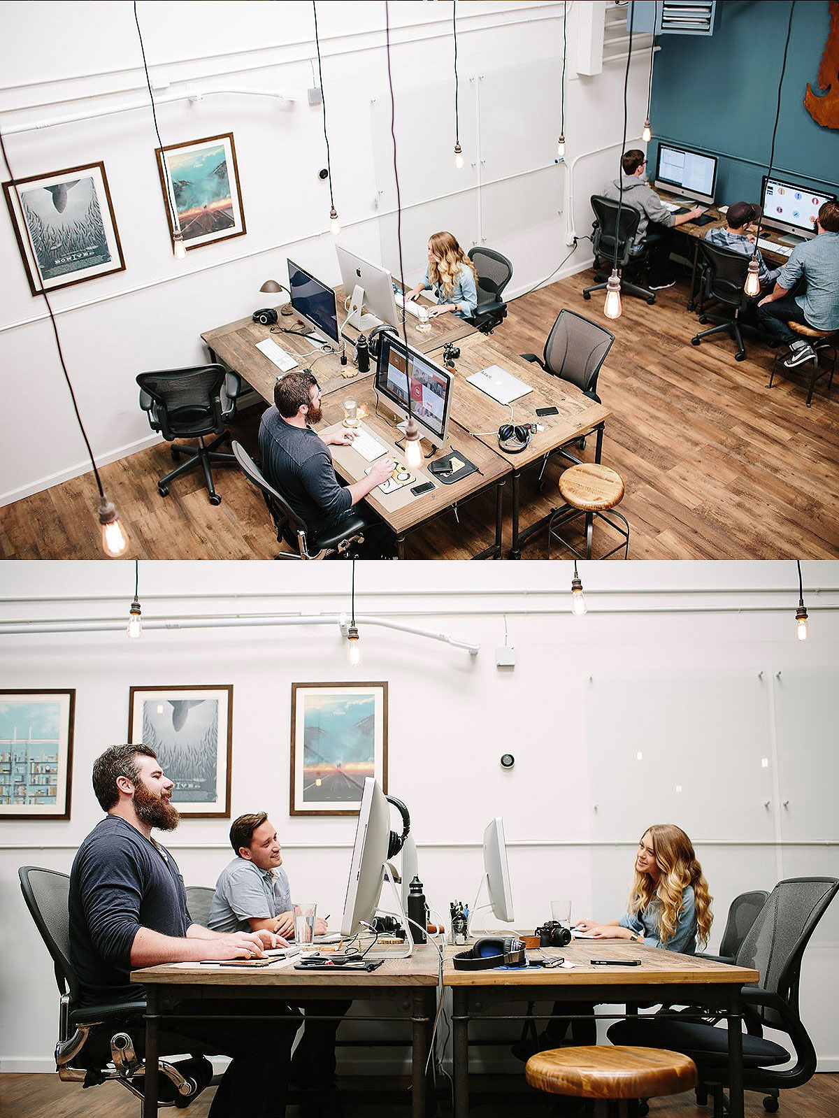 12 เทคนิคตกแต่งออฟฟิศเล็กให้ดูใหญ่ ถูกใจ SME และ home office 18 - Co-Working Space