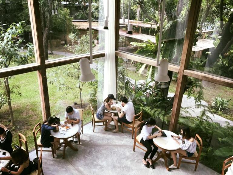 5 ออแกนิคคาเฟ่ (Organic Café) เปิดใหม่!!! เอาใจสายคลีน 16 - cafe