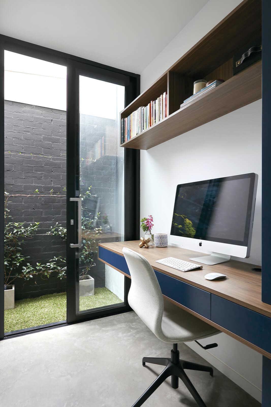 12 เทคนิคตกแต่งออฟฟิศเล็กให้ดูใหญ่ ถูกใจ SME และ home office 37 - Co-Working Space