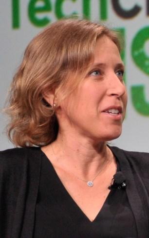 Susan Wojcicki at TechCrunch Disrupt SF 2013 cropped วิธีจัดการความเครียด จาก 9 นักบริหารและผู้ก่อตั้ง ตัวท็อประดับโลก