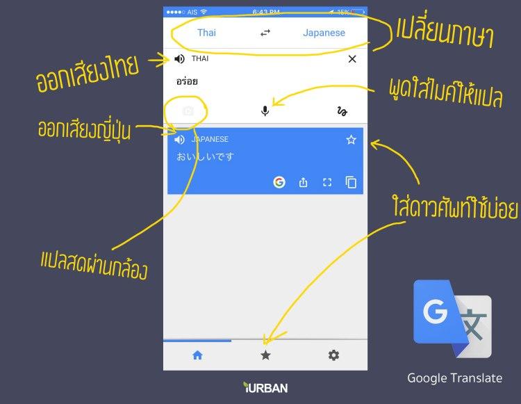app gtranslate 750x581 30 วิธีเที่ยวญี่ปุ่นด้วยตัวเอง เตรียมของ แอพ มารยาท เน็ต 4G ต่างประเทศ
