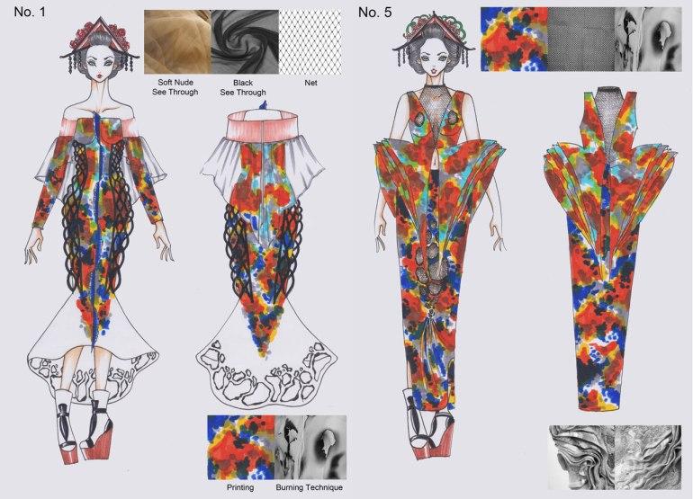 ก้าวสู่การเป็นนักออกแบบเสื้อผ้าแฟชั่นมืออาชีพ 14 -