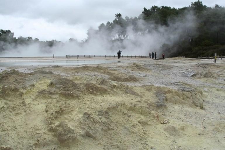 อุทยานความร้อนใต้พิภพ Wai-O-Tapu  หนึ่งในสถานที่อัศจรรย์ เหนือจริง ของโลก 21 - Wai-O-Tapu