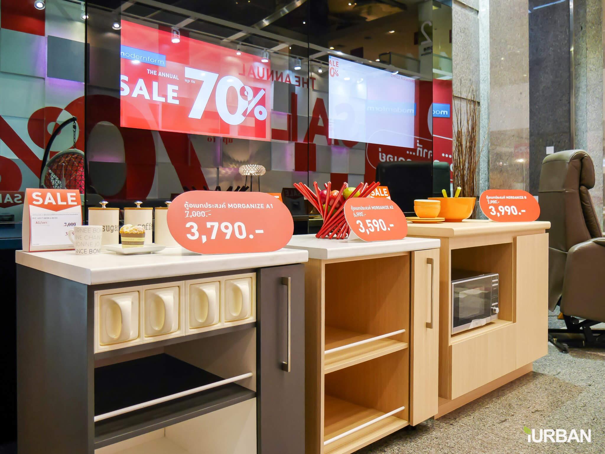 Modernform The Annual Sale 2017 ลด 70%!! 10 วันเท่านั้น 26 พ.ค. – 4 มิ.ย. ของใหม่ ของดี ไม่ทันปีนี้ รออีกทีปีหน้า 25 - Modernform (โมเดอร์นฟอร์ม)