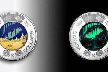 เงินเหรียญ เหรียญแรกในโลกที่ออกแบบให้เรืองแสงได้ ผลิตเพียง 3,000,000 เหรียญ 36 - DESIGN