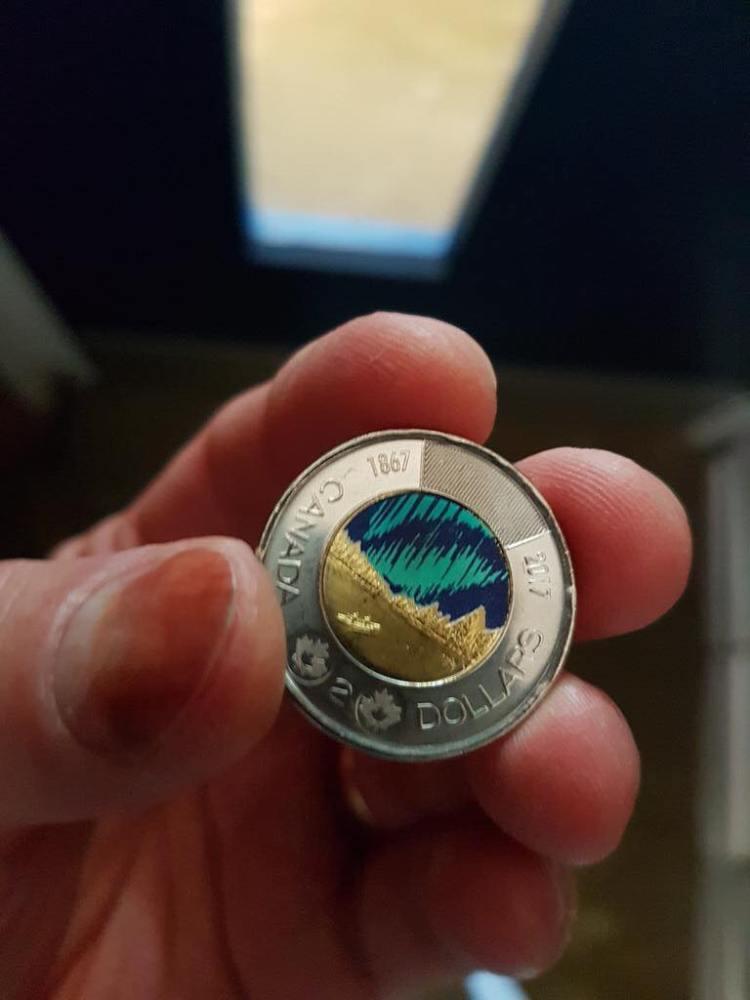 เงินเหรียญ เหรียญแรกในโลกที่ออกแบบให้เรืองแสงได้ ผลิตเพียง 3,000,000 เหรียญ 15 - Canada