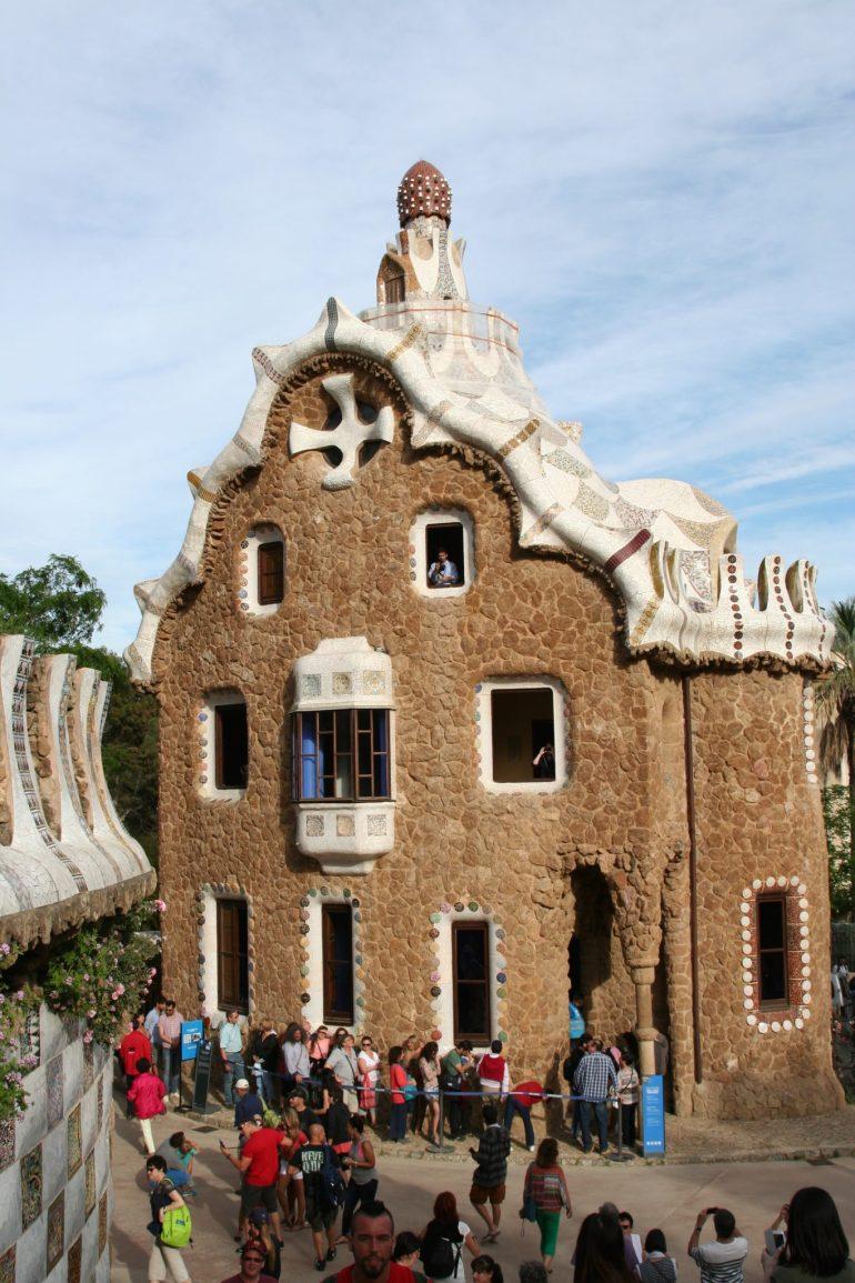 """""""บาร์เซโลน่า"""" เมืองของ """"เกาดี้"""" สถาปนิกผู้รังสรรค์ผลงานที่เลียนแบบธรรมชาติสู่ """"มรดกโลก"""" 35 - Casa batllo"""