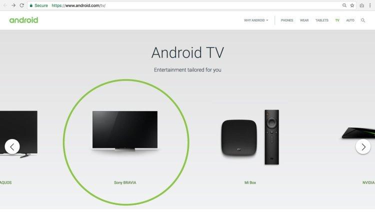 homepage androidtv 750x424 รีวิว SONY Android TV รุ่น X8000E งบ 26,990 แต่สเปค 4K HDR เชื่อมโลก Social กับทีวีอย่างสมบูรณ์แบบ
