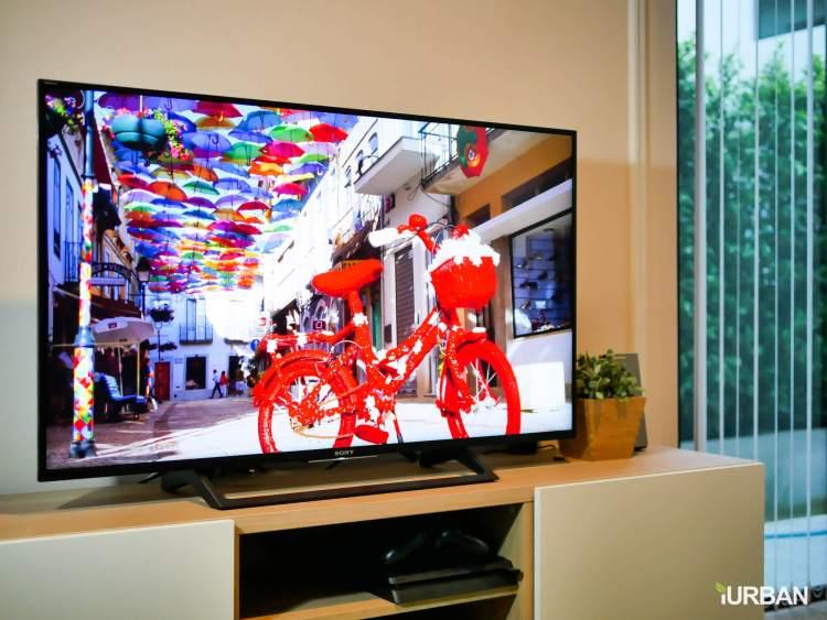 รีวิว SONY Android TV รุ่น X8000E งบ 26,990 แต่สเปค 4K HDR เชื่อมโลก Social กับทีวีอย่างสมบูรณ์แบบ 79 - Android